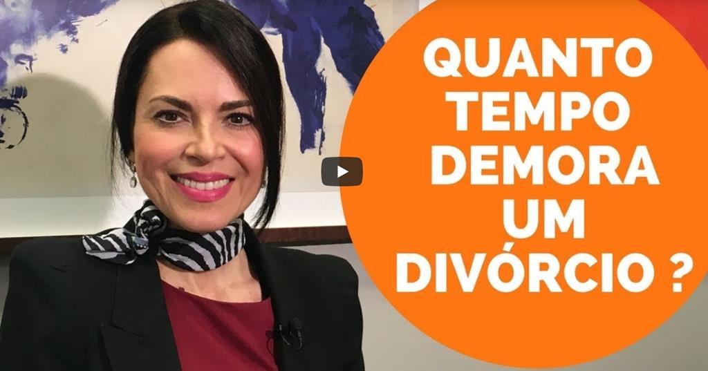 Quanto tempo demora um Divórcio