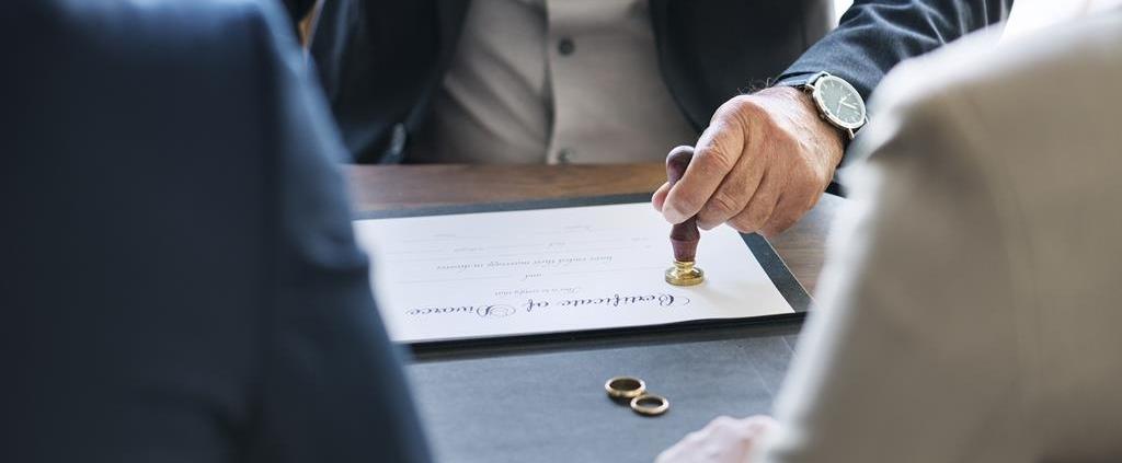 averbação de divórcio